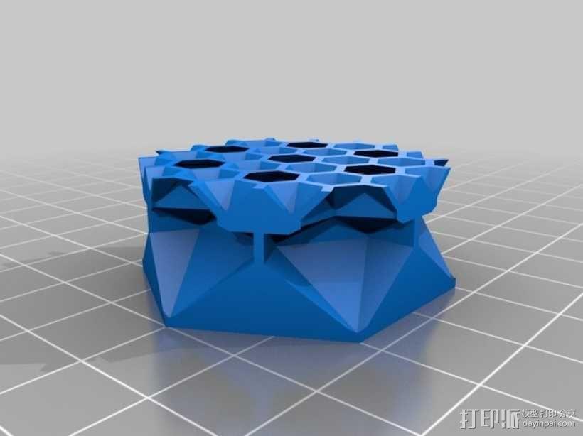 蜂巢 3D模型  图8