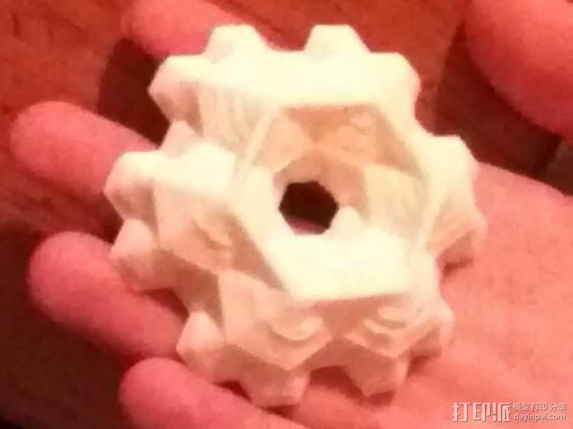 蜂巢 3D模型  图10