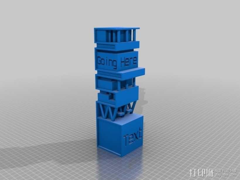 孟买 安提利亚建筑 3D模型  图3