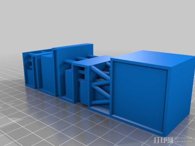 孟买 安提利亚建筑 3D模型  图4