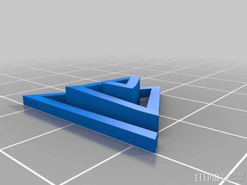 小花  3D模型  图6