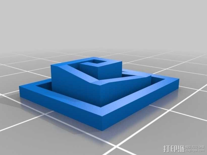 小花  3D模型  图7