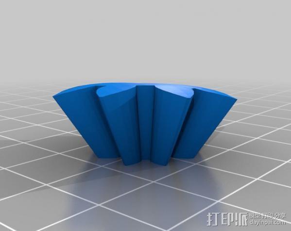 龙猫 齿轮 3D模型  图10