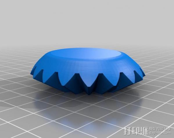 龙猫 齿轮 3D模型  图11