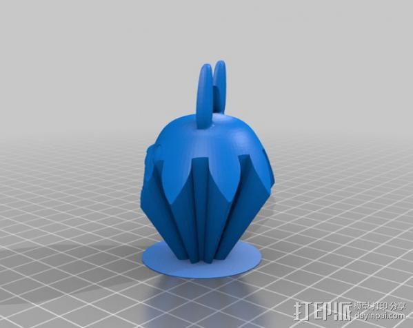 龙猫 齿轮 3D模型  图14