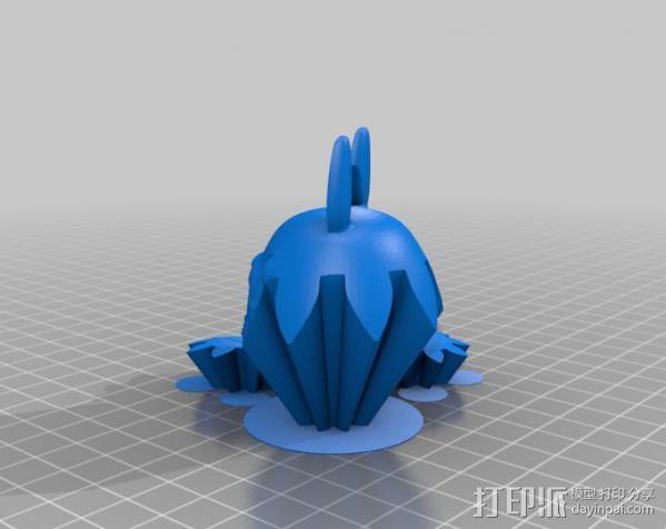 龙猫 齿轮 3D模型  图15