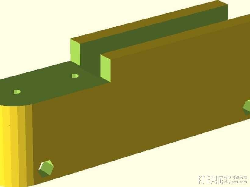 参数化智能相框 3D模型  图2
