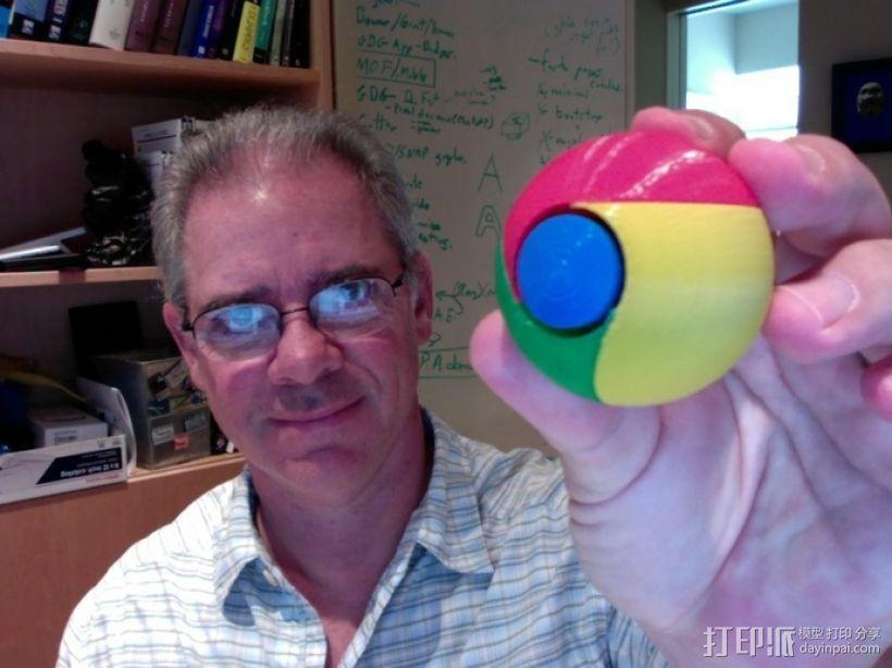 3D谷歌浏览器 3D模型  图1