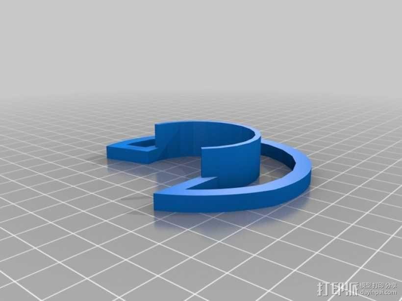 巨型滚珠轨道  3D模型  图16