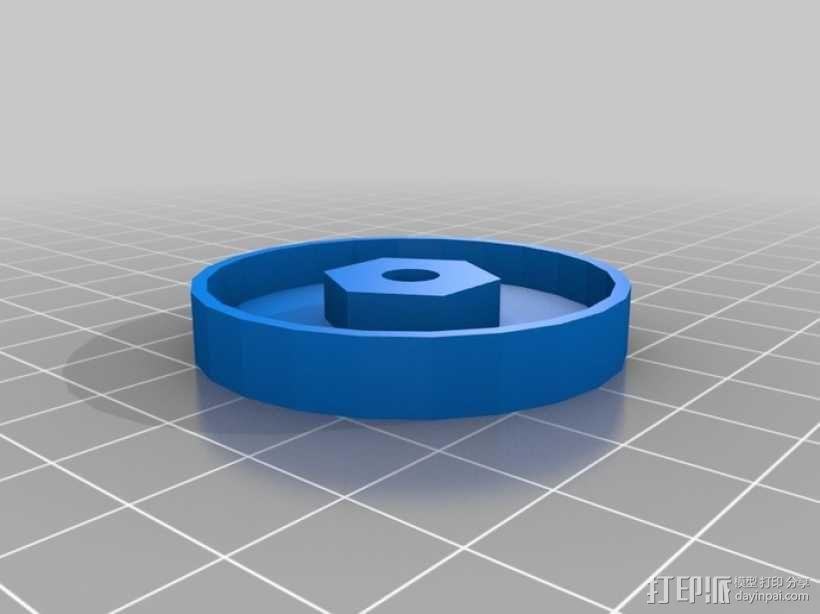 巨型滚珠轨道  3D模型  图17