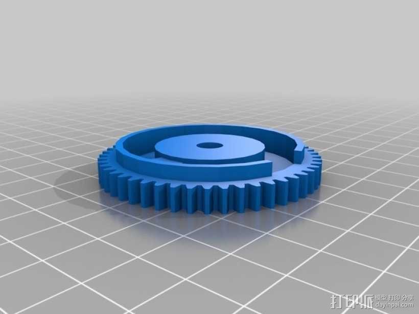 巨型滚珠轨道  3D模型  图18