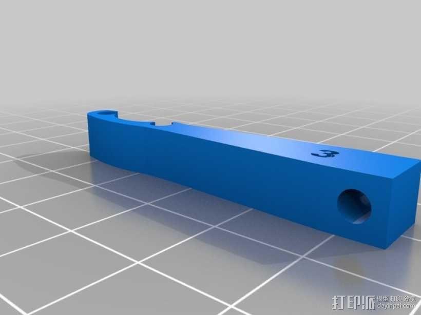 巨型滚珠轨道  3D模型  图26