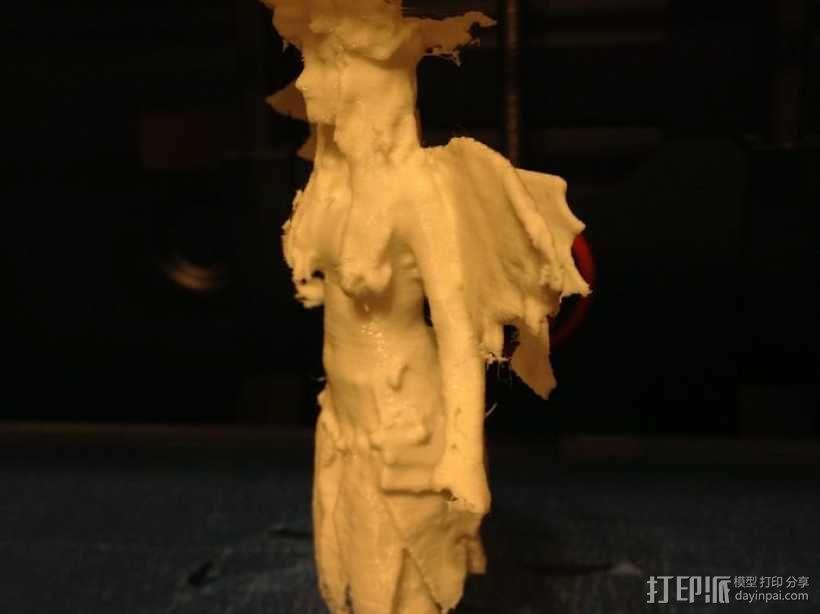 仙女 3D模型  图3