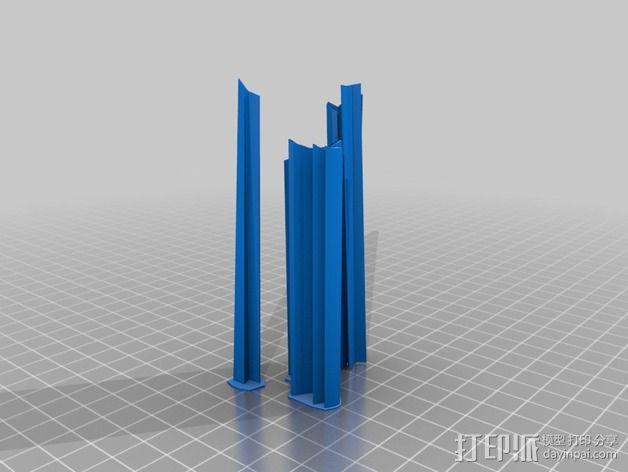 已逝的小狗 3D模型  图6