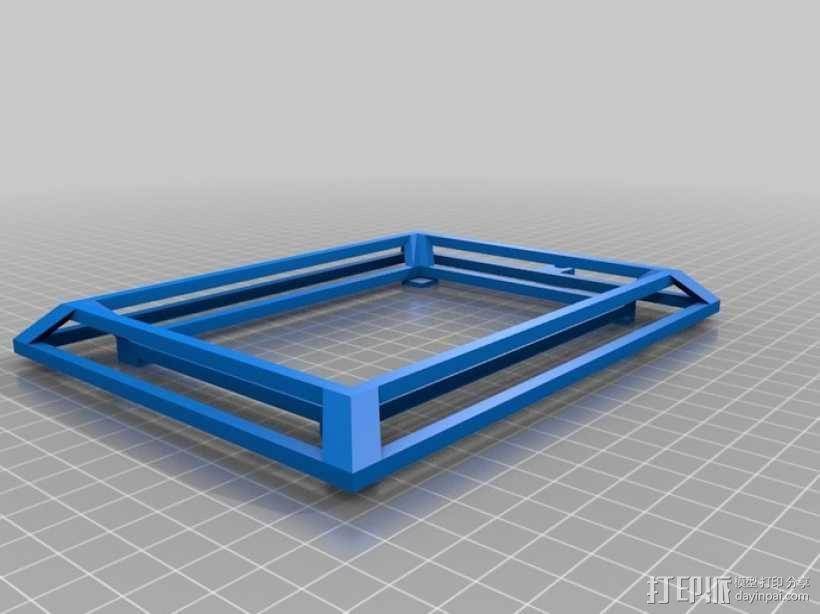 3D相框 3D模型  图2