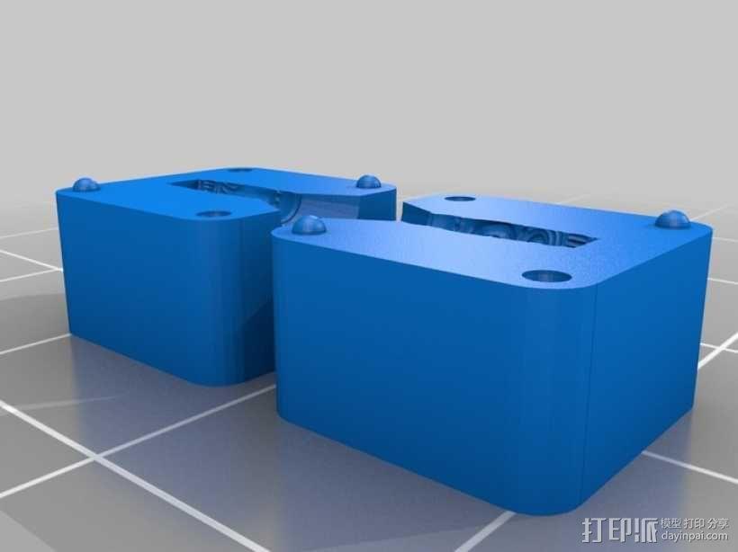 提基神像 模具 3D模型  图2