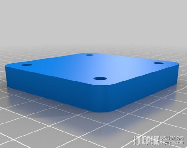 星星 模具 3D模型  图2