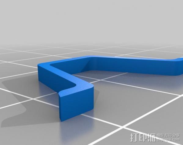 蜻蜓 3D模型  图3