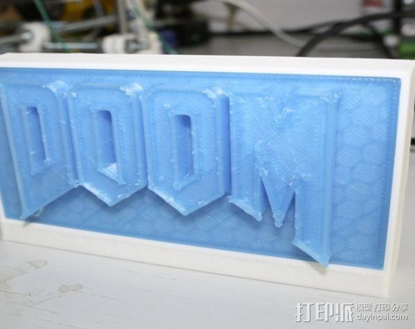 DooM 床头灯 3D模型  图10
