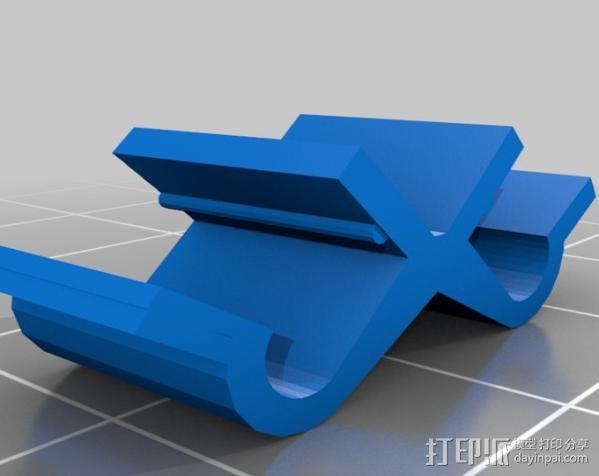 彭罗斯点阵 篮子 3D模型  图4