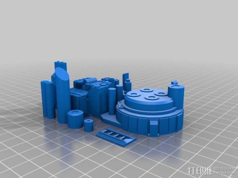 电影《捉鬼敢死队》小道具 3D模型  图4