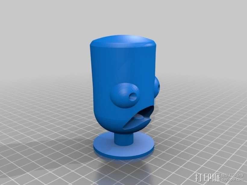 游戏《坎巴拉太空计划》玩偶 3D模型  图6