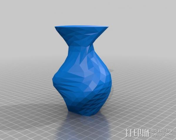 螺旋花瓶 3D模型  图9