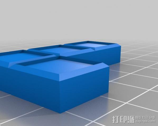 俄罗斯方块 3D模型  图3