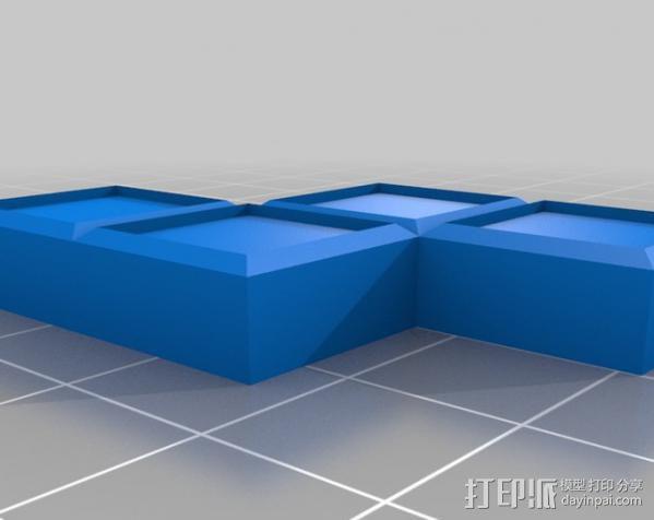 俄罗斯方块 3D模型  图6