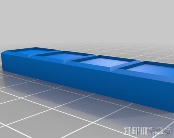 俄罗斯方块 3D模型  图7