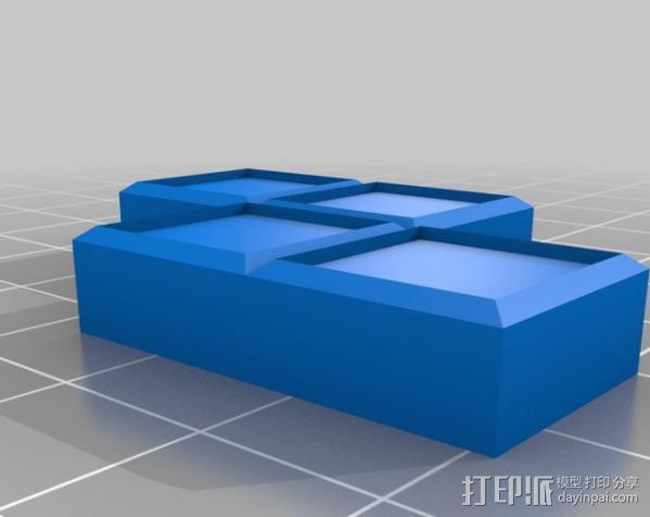 俄罗斯方块 3D模型  图9