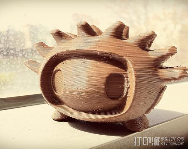 luxEmber01玩偶 3D模型  图2