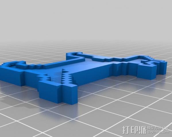 斑点狗 3D模型  图7
