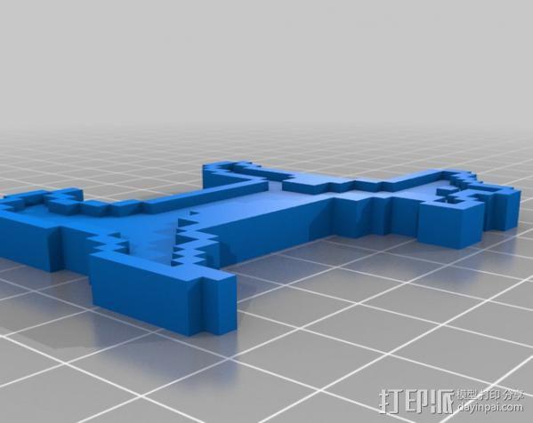斑点狗 3D模型  图6