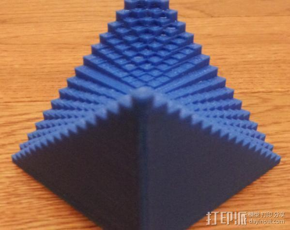 离散双曲抛物面 3D模型  图7