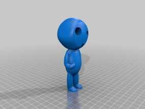 木灵  3D模型