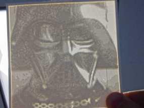 黑武士 浮雕 3D模型