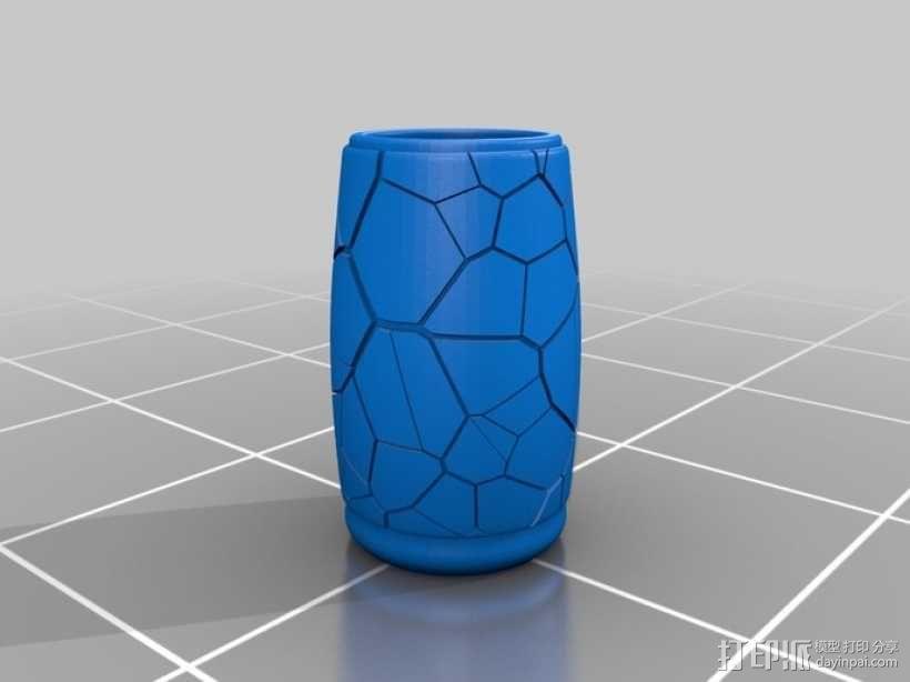 花瓶B01 3D模型  图8