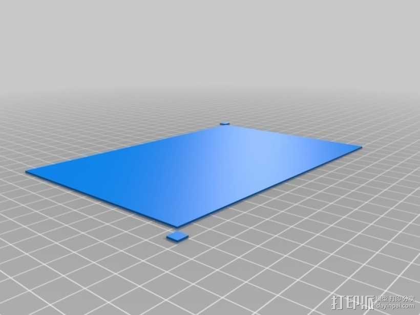 """""""保持冷静和MakerBOT"""" 标签 3D模型  图2"""