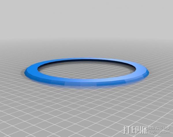 镂空小球 3D模型  图5