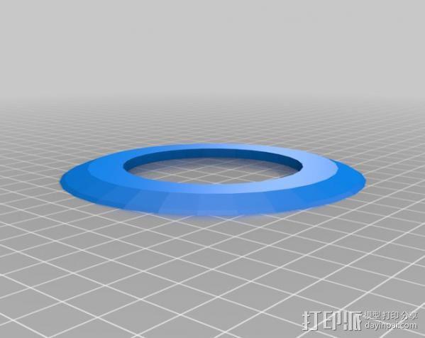 镂空小球 3D模型  图4