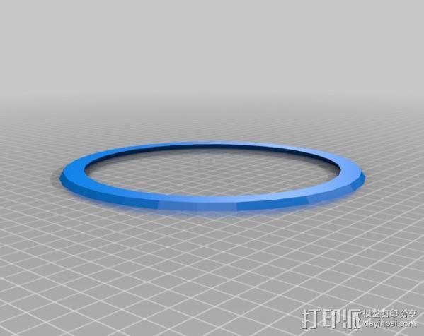 镂空小球 3D模型  图7