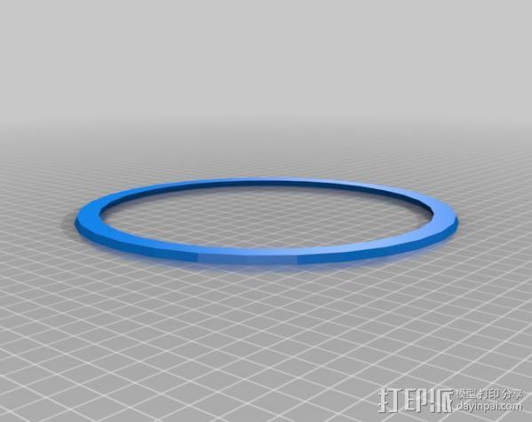 镂空小球 3D模型  图9