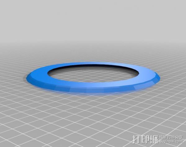 镂空小球 3D模型  图13
