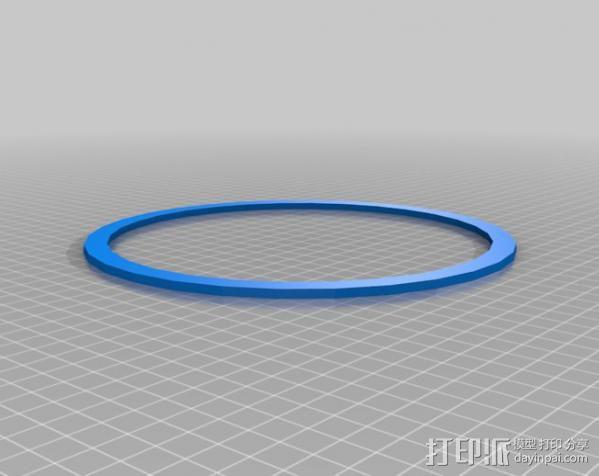 镂空小球 3D模型  图14
