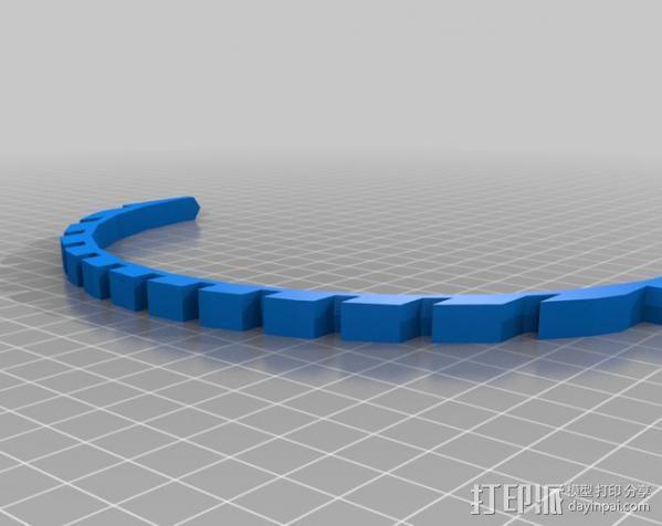 镂空小球 3D模型  图16