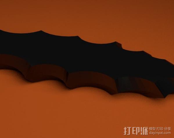 打火石 3D模型  图3