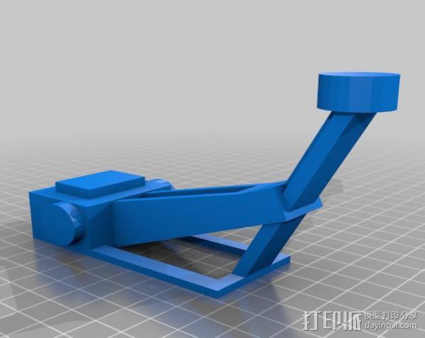 水手4号探测器 3D模型  图5