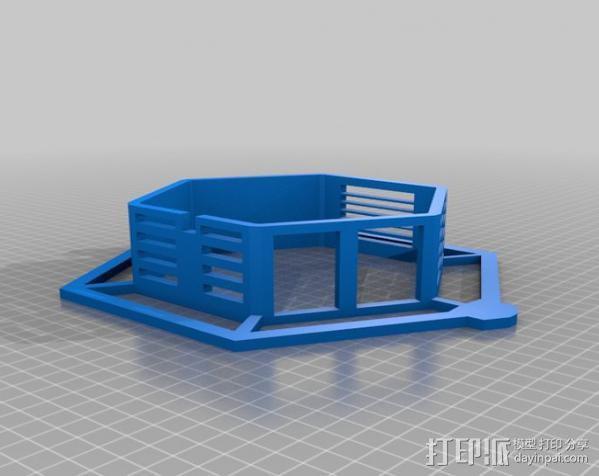 水手4号探测器 3D模型  图7