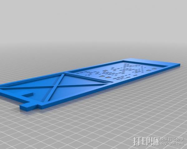 水手4号探测器 3D模型  图8